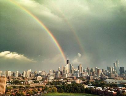 Chicago rainbow