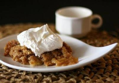 Apple Betty Day, Do Something Nice Day