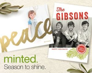 Minted 2013 Holiday Collection