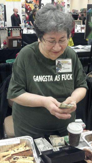 Old Lady Gangsta