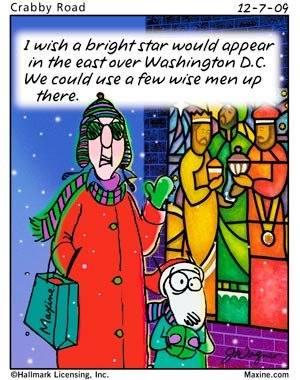 Christmas Crabby