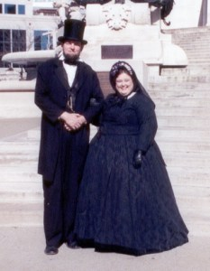 Abe and Mary