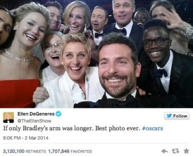 Oscar Tweet