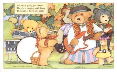 Bears and Boombox