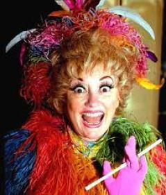 Phyllis Diller, Wrong Way Corrigan, Yellow Pig Day, Peach Ice cream day