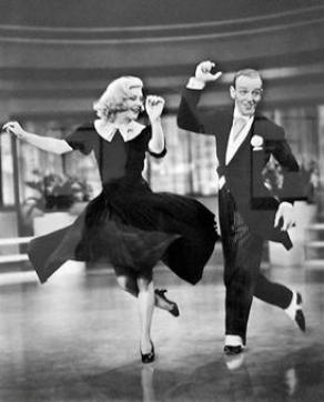 Fred Astaire, Ginger Rogers, Angel Day, Eat a A Peach