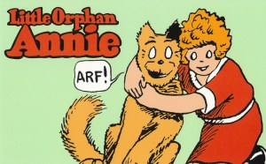 little orphan annie, Work Like A Dog Day, Oyster Day