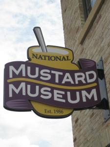 national-mustard-museum, Mustard Day, Ice Cream Sandwich Day
