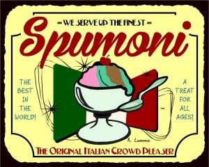 Senior Citizen Day, Spumoni Day
