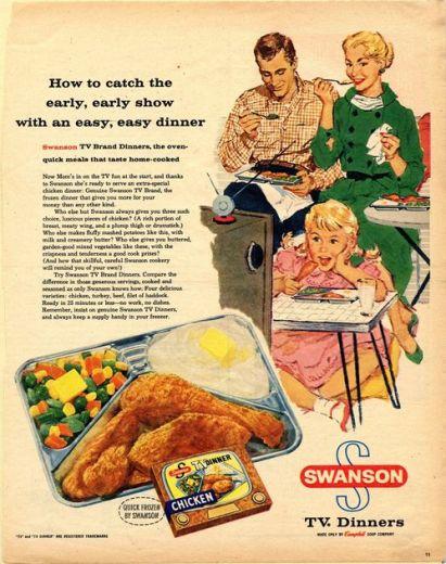 Tv Dinners, Swap Ideas