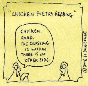 Chicken-Poetry