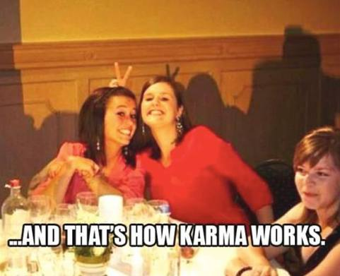 Karma, Election Day, Candy Day