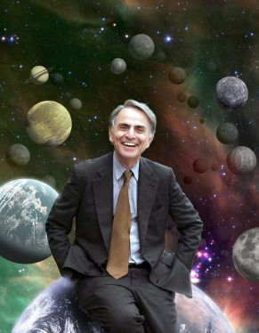 Carl Sagan, Tongue Twister Day, Chaos Day, Scrapple Day