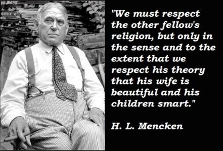H. L Mechken, Milkshake Day, Programmer's Day