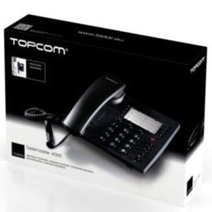 Lankapuhelin-TopCom-Deskmaster-4000-1