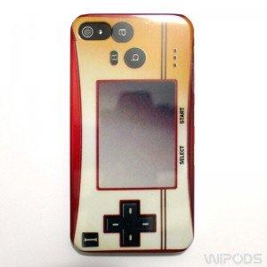 Retro-Videopeli-Silikoninen-Kotelo-iPhonelle-1