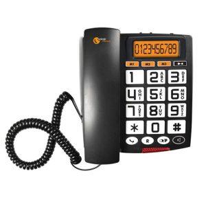 TopCom-TS6651-Lankapuhelin-Isoilla-Näppäimillä-1