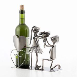 Marry-Me-Romantic-Item-Metallinen-Viinipulloteline-1