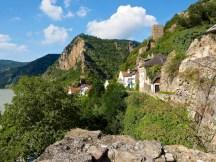 Leaving Dürnstein