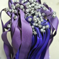 Ribbon Wands : Easy DIY for any party or wedding