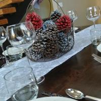 Simple Fabric Table Runner - Tutorial