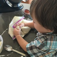 Toddler Tried It: Bread in a Bag