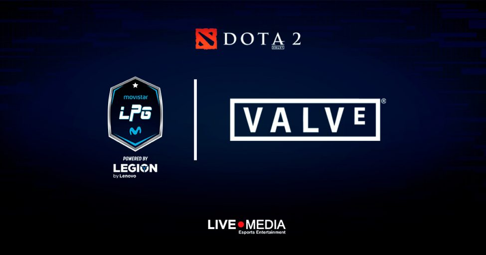Movistar Liga Pro Gaming Valve