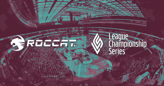 ROCCAT announced as the latest LCS partner