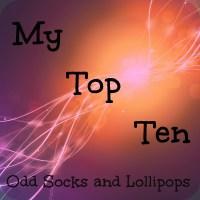 My Top Ten Badge
