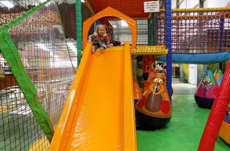 Folly Farm Indoor Play Soft Play