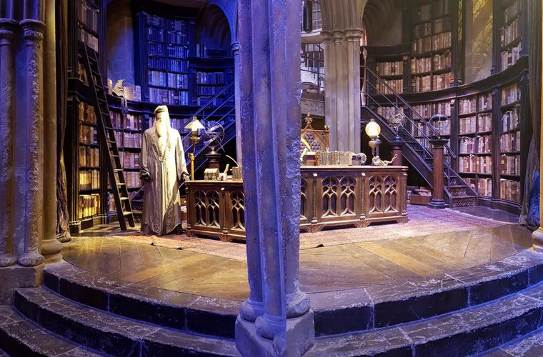 Dumbledore's Study
