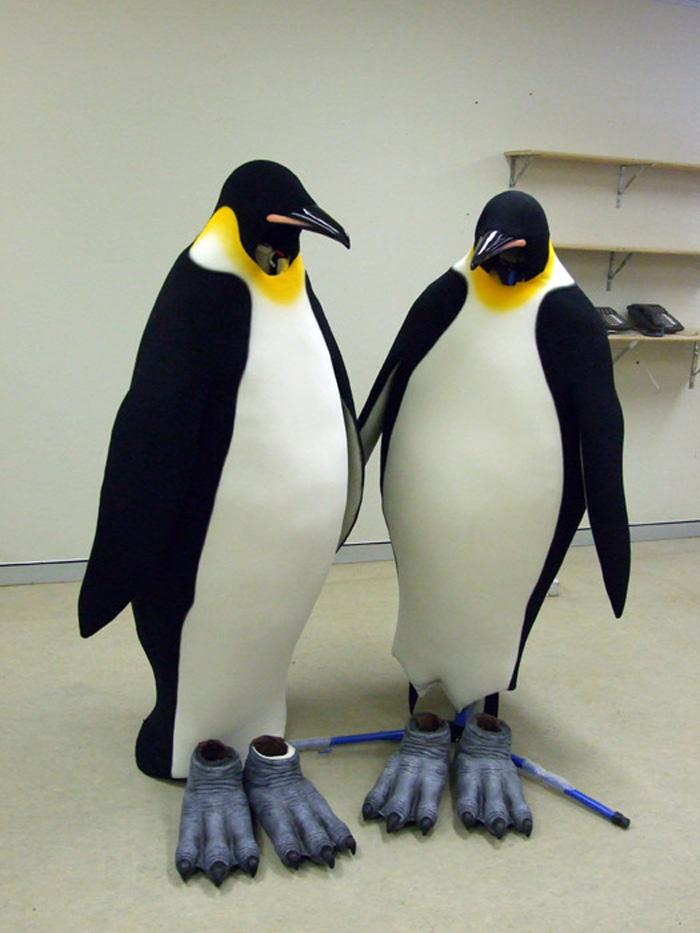 Odd Studio Foxtel Penguin Suits Commercial