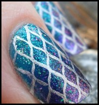 Unique, Simple and Beautiful Nail Art Designs