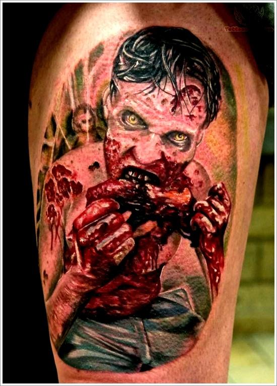 check dangerous zombie