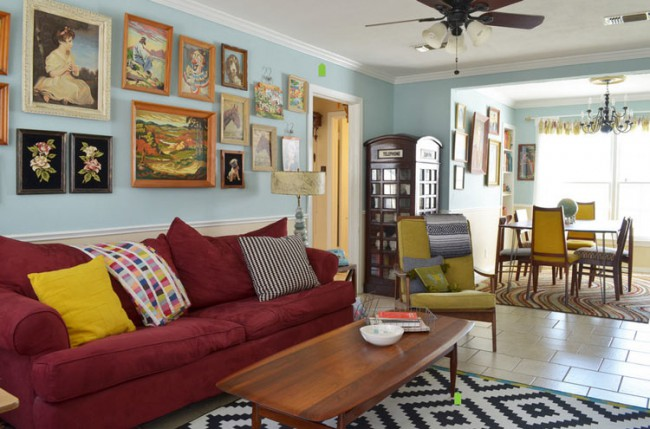 kitschy living room large pictures 10 wonderful phone booth designs for your home