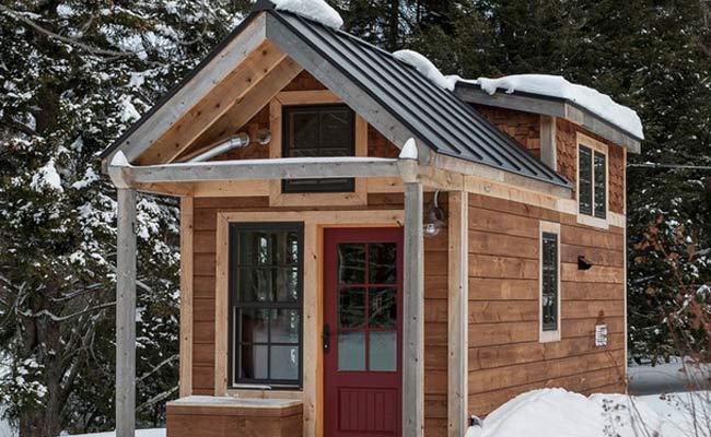 How To Build A Tiny House Like Ethan Waldman S