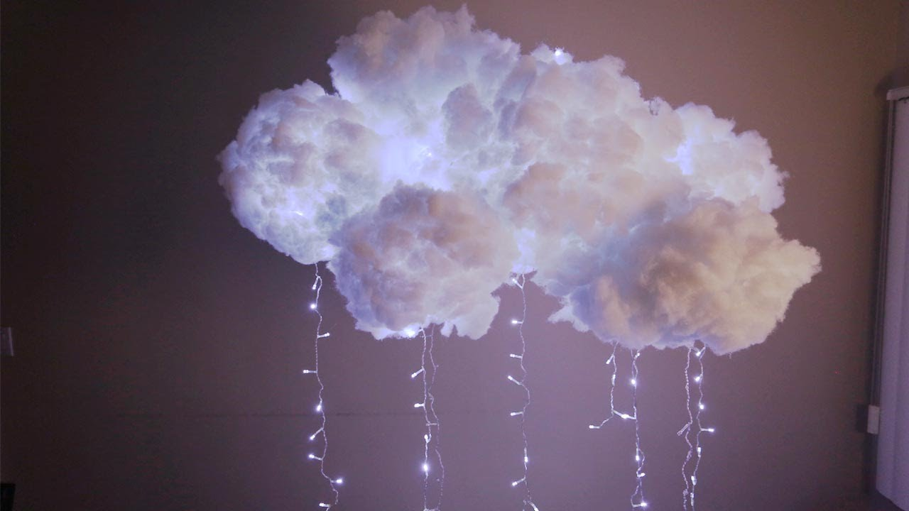 How To Make An Awesome Cloud Light