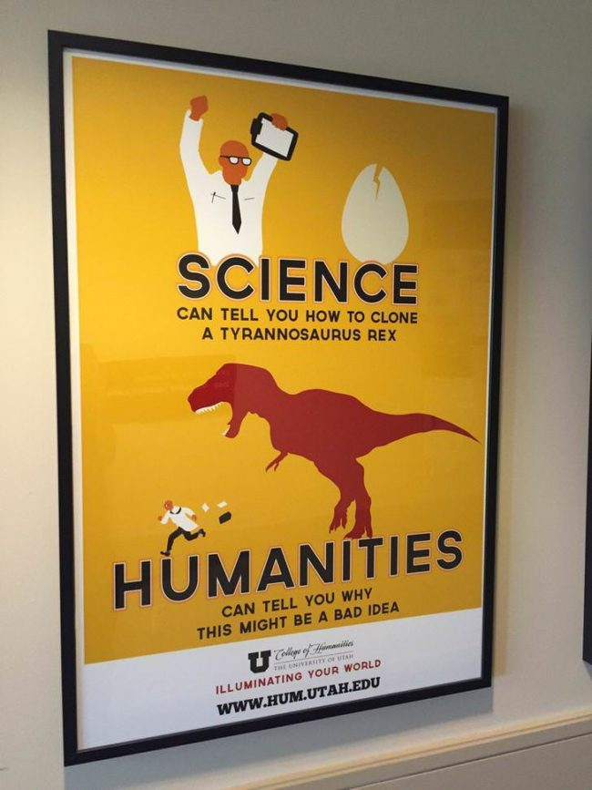 Science vs. Humanities
