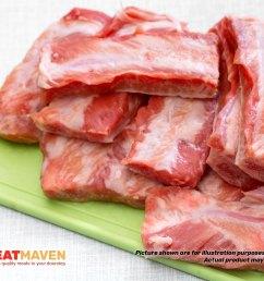 pork prime ribs raw [ 1960 x 1680 Pixel ]
