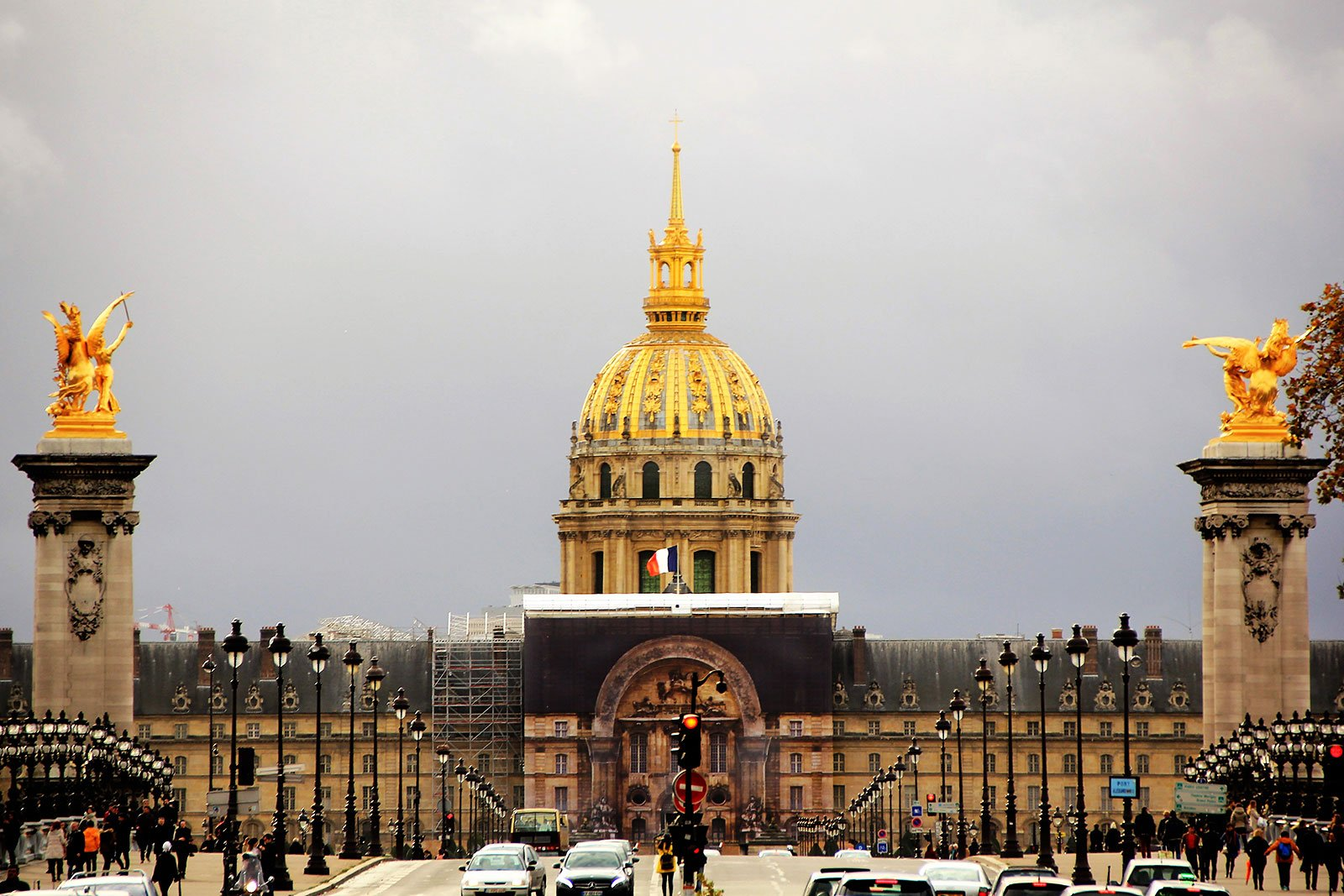 Les Invalides Paris France