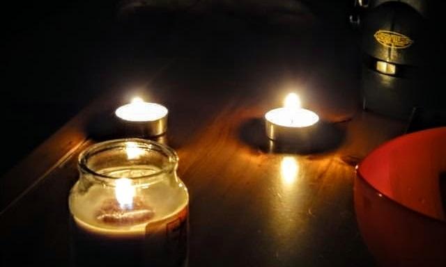 冬の停電 対策