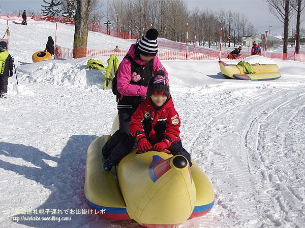 雪を遊び尽くす!親子で楽しむ札幌雪遊びおススメスポット3選。