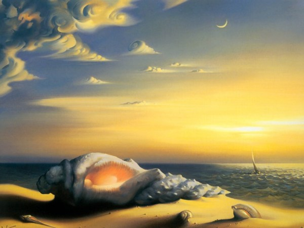 Vladimir Kush Paintings