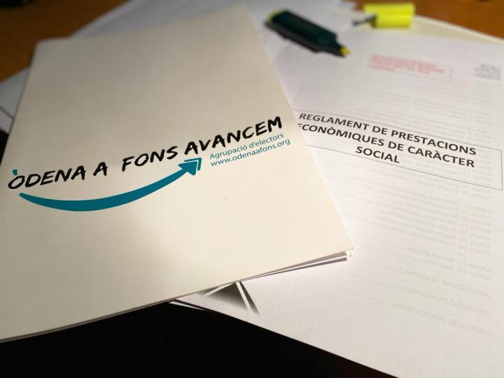 20 propostes al nou reglament de prestacions socials