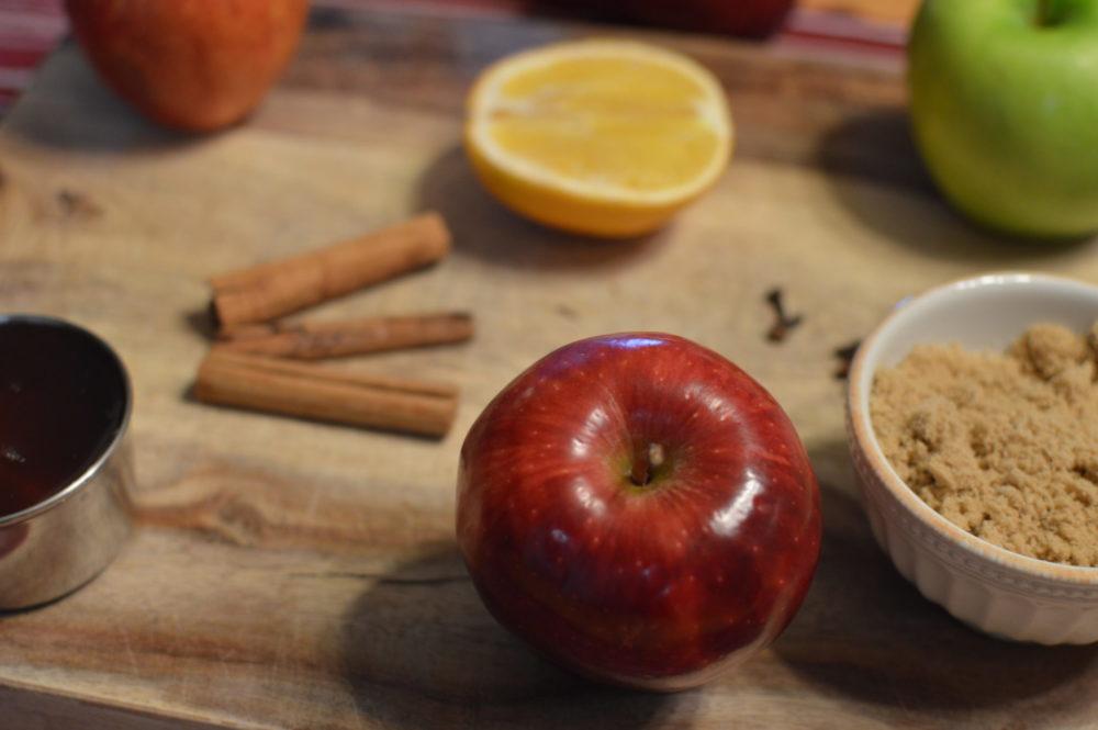 No-Stress Homemade Apple Cider