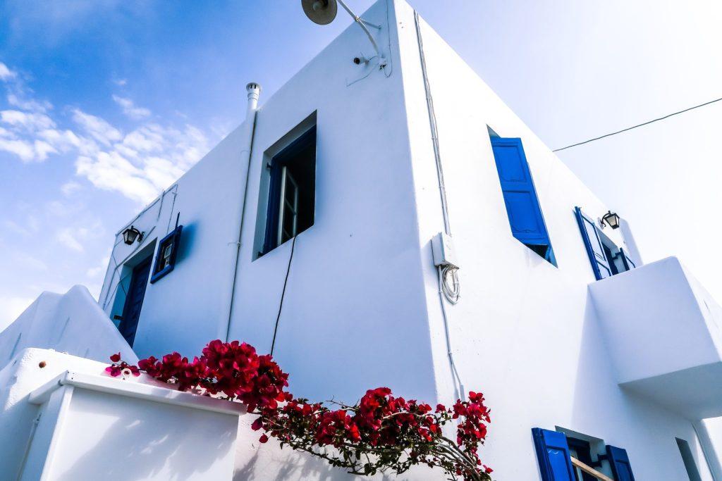 Tinos, Greece digital nomad