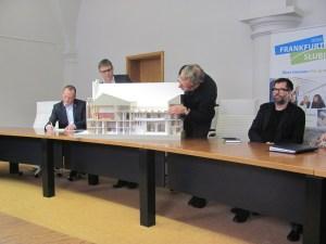 Präsentation Sanierung Rathaus