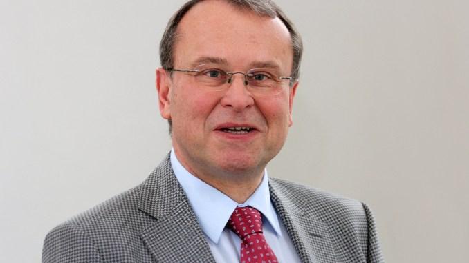 Landrat Rolf Lindemann