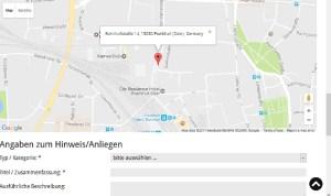 Bürgernähe in Frankfurt (Oder)
