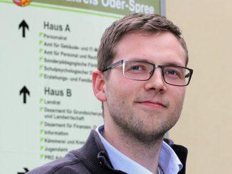 Christian Stauch, Persönlicher Referent Landrat Lindemann